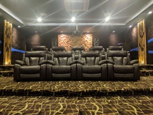 India's biggest Home Theater Demo
